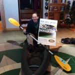 Victor Manning – Winner of the Kayak Giveaway!