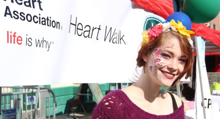 Waccama Heart Walk