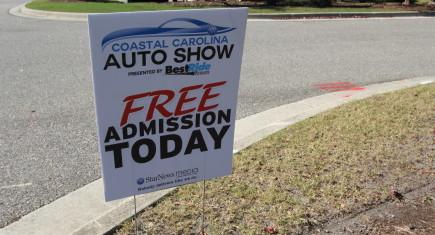 2016 Coastal Carolina Auto Show